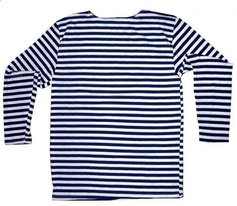 The beret project breton style sailors shirts for Striped french sailor shirt
