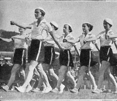 The Marching Girls - 1