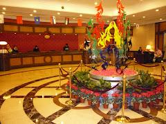 Hua Du Hotel Lobby