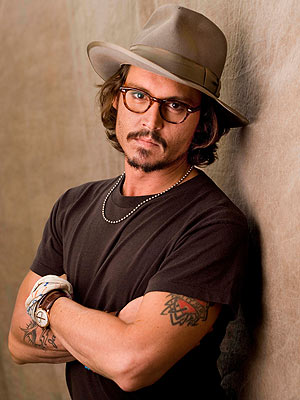 Depp's sense of choosing roles has surprised many critics & fans over the years...