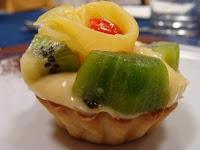 Crostatina alla frutta