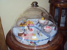 FAUX CAKE,ICE-CREAM,DONUT,GULA2 @ SLICE CAKE