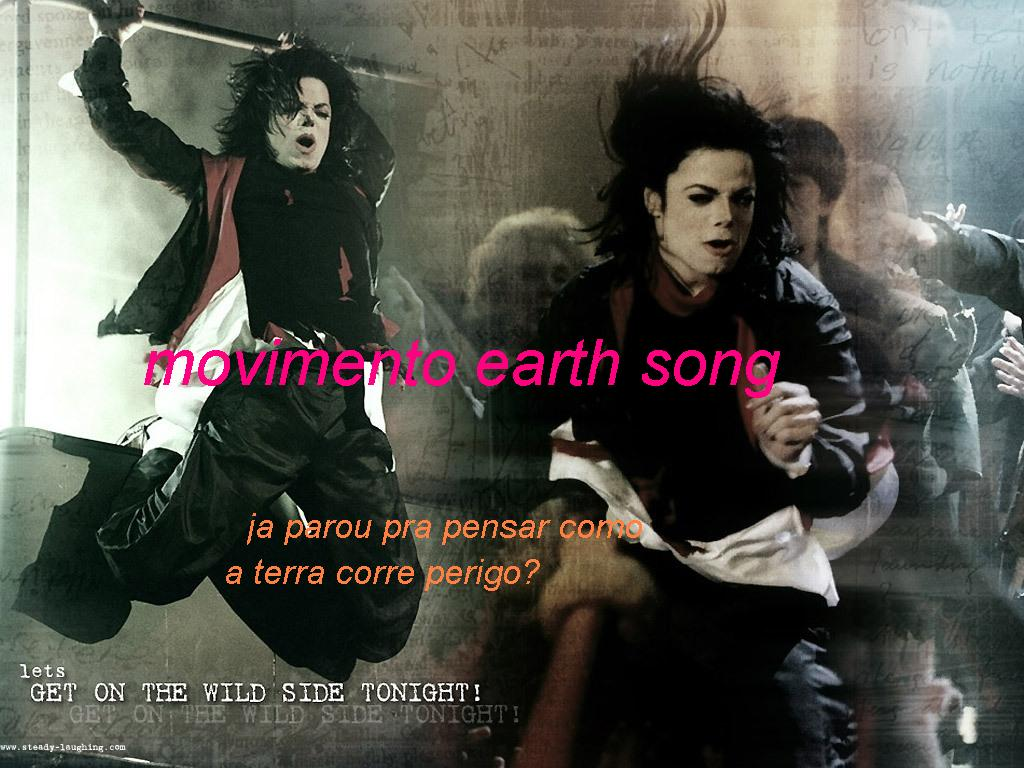 movimento earth song