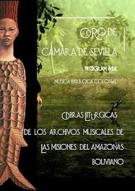 Programa: Musica del Amazonas Boliviano -  Junio 2010