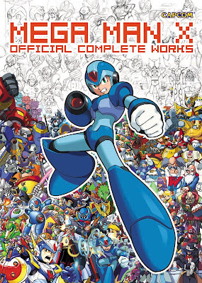 Mega Man X Artwork