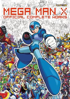 Mega Man X Artwork