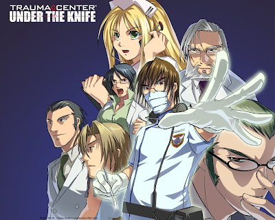 Trauma Center Wallpaper