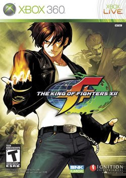 KOF XII Cover