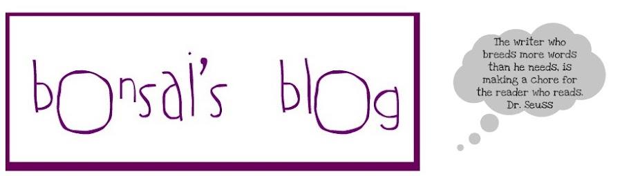 B•nz∂¡'s Blog