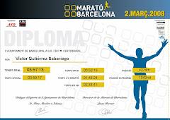 Mi primera Maratón