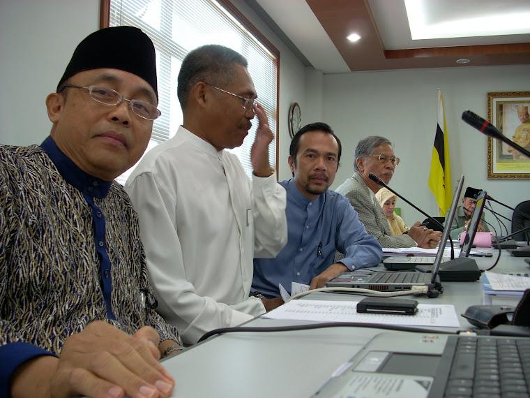 Pg Hj Mohd Salleh, Pengerusi KOKAMI