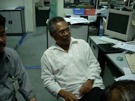 Pengerusi KOKAMI, Pg Hj Mohd Salleh Bin Pg Hj Kamaluddin