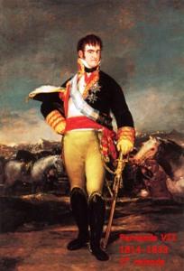 Fernando VII - 2º reinado