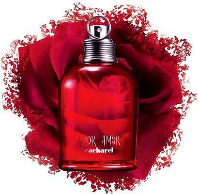 amor amor perfume. Amor Amor de Cacharel