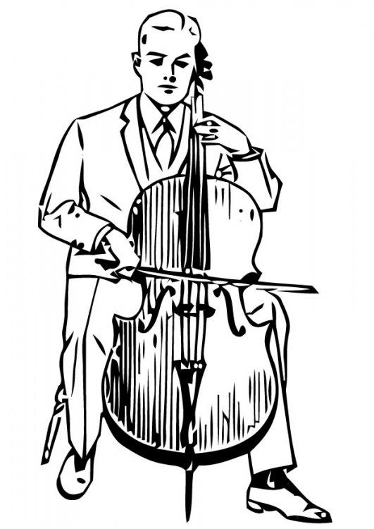 - violon