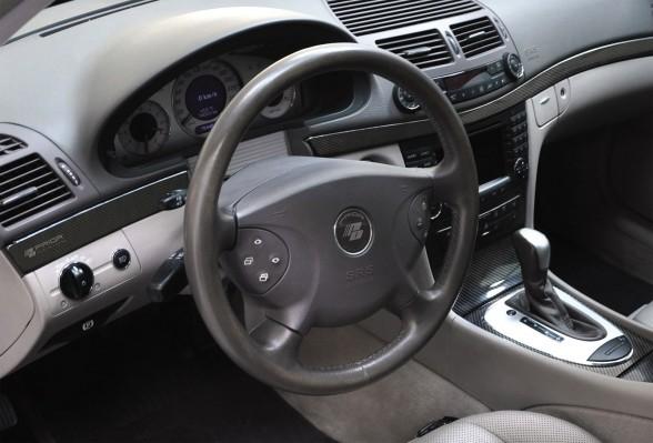 2010 PRIOR-Design Mercedes-Benz E-Class W211