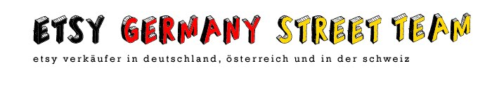 Etsy Germany Street Team