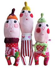 La fabuleuse vie des poupées de JULIE ADORE