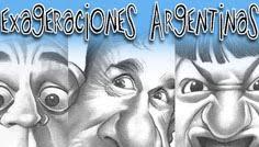 Caricaturas bien argentinas