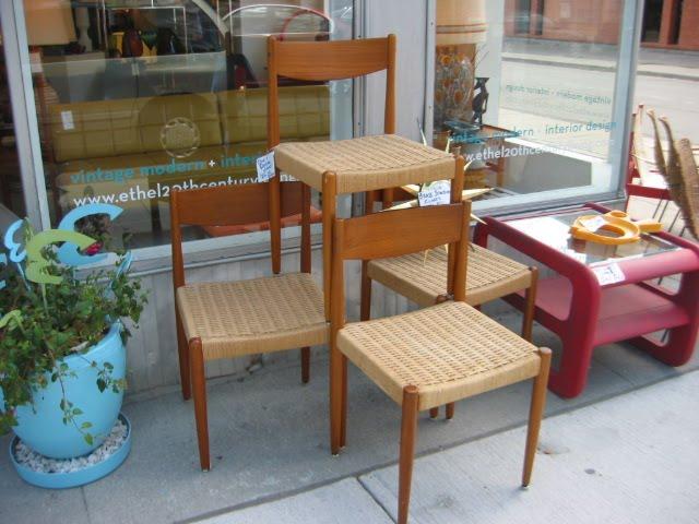 Oak Express - Chair