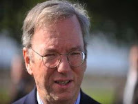CEO of Google-Eric Schmidt