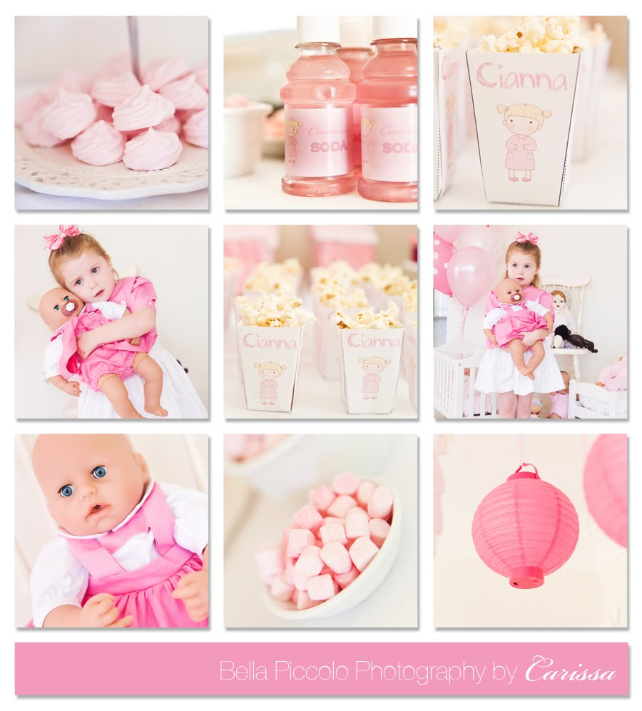 Little Sooti: A Doll Party Theme