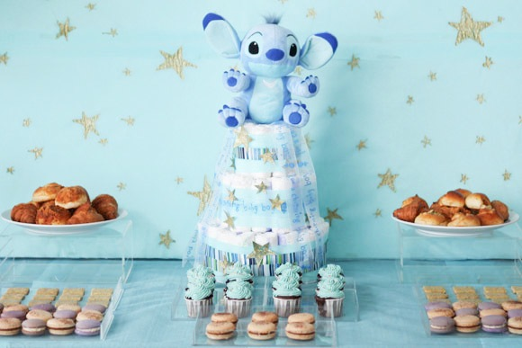 little sooti an outer space baby shower