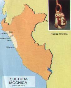 Mitología Mochica
