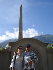 De paseo en el Hatillo con Humberto
