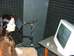 Grabando en M&M Studio