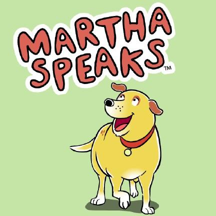 Personaje: Matha. Serie: Marta Habla