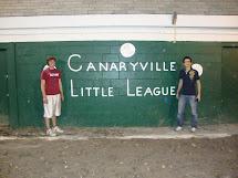 David Akinin' Canaryville Little League