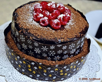 Chocolate Extravaganza of Double Chocolate–Orange Torte and