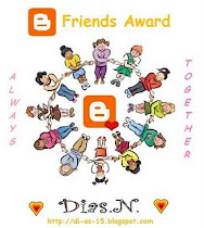 Friend Award From Dias NurYamsi