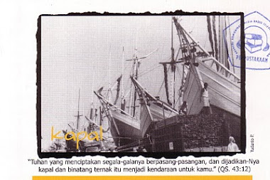 "Post Card ""Kapal"""