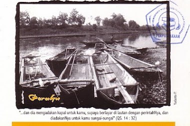 "POST CARD ""PERAHU"""