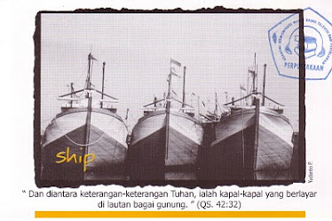 "Post Card ""SHIP"""