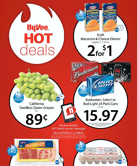 Hy Vee Deals Today Gift Ftempo