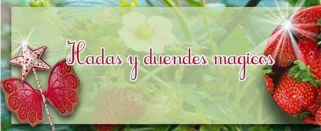 HADAS Y DUENDES MÁGICOS