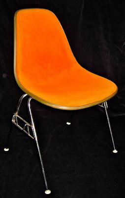 Eames classic chair