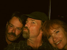 "HAVING ""WAY"" TOO MUCH FUN WITH MY SWEETIE DALE AND OLD, I MEAN LONG TIME FRIEND DARLA!"