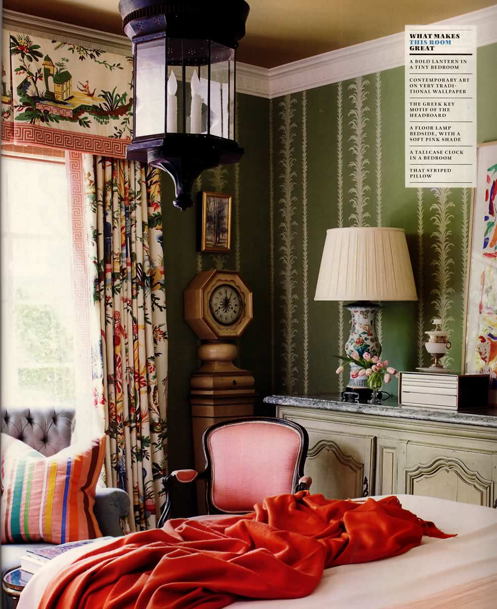 Interior Design Inspiration From Roger Davies Portfolio: Chinoiserie Chic: Setting The Chinoiserie Table-A Mystery