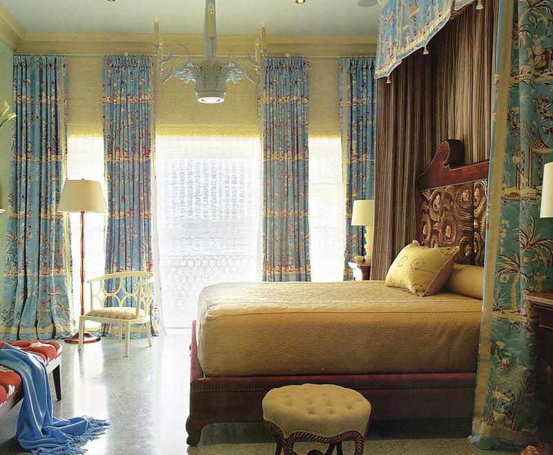 chinoiserie chic barry dixon u lyford print with dixon interiors - Barry Dixon Interiors
