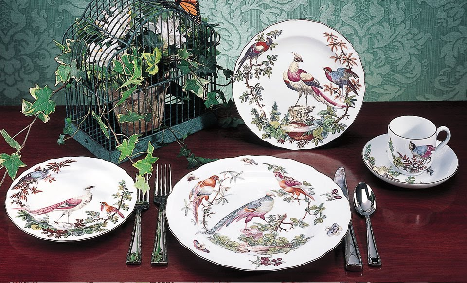 Chinoiserie Chic Setting The Chinoiserie Table China Patterns