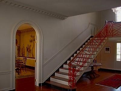 Chinoiserie Chic Chinoiserie Stairs
