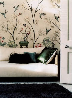 chinoiserie chic chinoiserie wallpaper series fromental