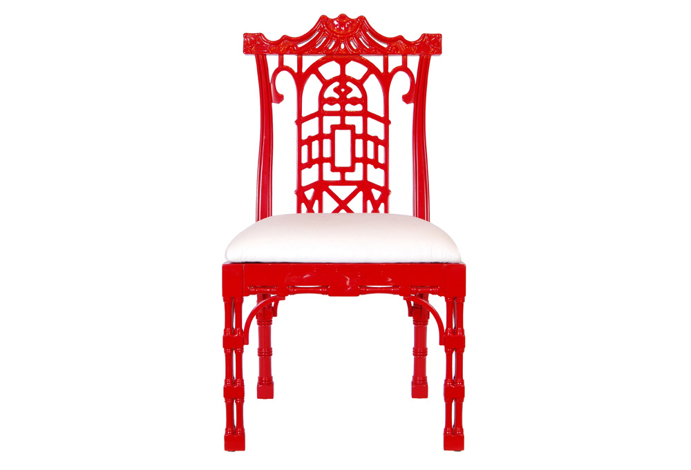 Chinoiserie Chippendale Chair Chinese Chippendale Chairs