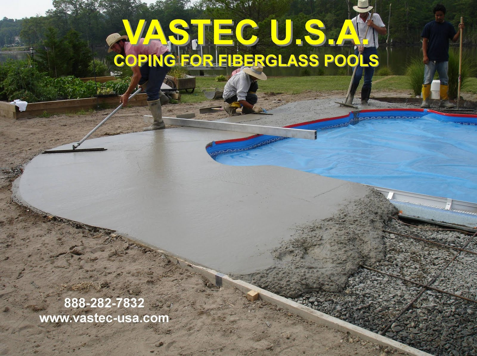 Vastec Pool Coping Vastec Usa September 2010