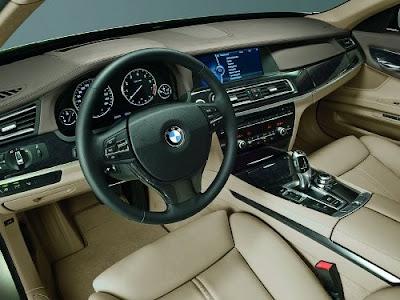 Bmw 7 Series 2009. BMW 7 Series 2009