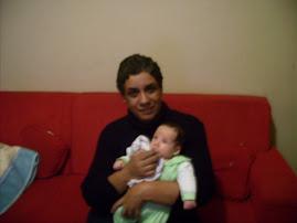 Eu e a vovó Lúcia!!